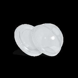 Couvercles pour gobelets en plastique